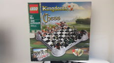 Lego Kindgoms Chess