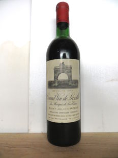 1970 Château Léoville Las Cases, St Julien GCC - 1 bottle