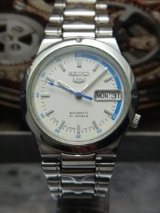 Seiko 5 Vintage 1996 - men watch