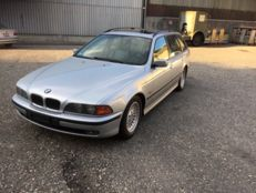 Great youngtimer BMW 540i Touring E39, year of construction 1998