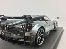 BBR - Scale 1/18 - Pagani Huayra BC - Press Version - Ltd 48 pcs