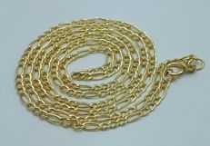 14 Ct Gold Men's  Chain 50cm