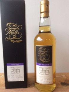 Linlithgow 1982 Single Malts of Scotland - 26 years old - cask #1622