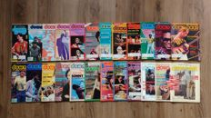 Down Beat Magazine - Year 1981 & 1982 - 24 issues