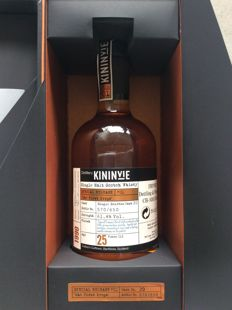 Kininvie 25 years old 1990 (cask 20) - 'The First Drops' (Special Release #1) - 35cl OB
