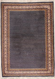 Hand-knotted oriental carpet - India Mir, 2.09 x 2.95 m, India