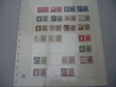 Belgium - Selection of advertisement stamps - between OBP PU 1 and PU 171