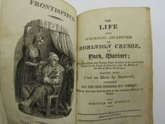 Daniel Defoe - The Life and Most Surprising Adventures of Robinson Crusoe - 1812