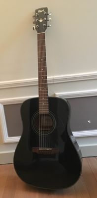 Cort acoustic guitar