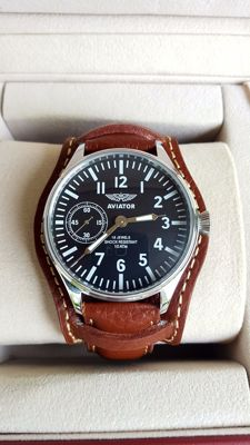 "Molnija 3602 ""Aviator"" —  Mariage  Soviet  wristwatch 1970's in mint condition"