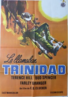 Anonymous - Le llamaban Trinidad (Terence Hill, Bud Spencer) - 1979