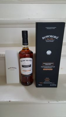 Bowmore 2017 Warehousemen's Selection  17 years old - distillery exclusive