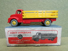 Dinky Supertoys - Scale 1/48 - Leyland Comet Lorry No.531