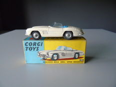 Corgi Toys - Scale 1/43 - Mercedes-Benz Open Roadster No.303s