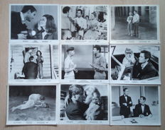 Vintage Movie photos / stills / lobby cards - Over 300 movie stills photos from movies and moviestars from the 1960s – Sean Connery, Judy Garland, Clark Gable, Kirk Douglas, Mickey Rooney