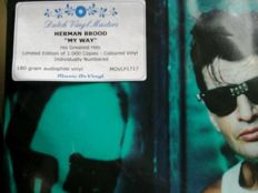 Herman Brood - MY Way - His greatest hits Limited edition of 1000 copies - Coloured Vinyl + Nirvana - Nevermind - Limited edition