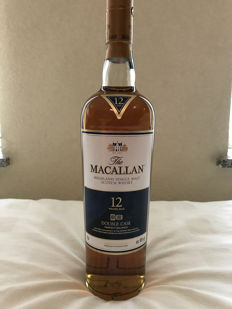 Macallan 12 Double Cask Limited Edition