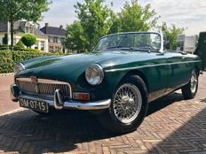 MGB - Roadster Overdrive - 1967
