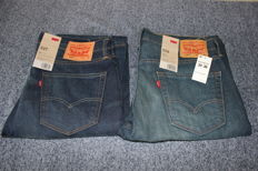 Levi's 2 Pairs of Jeans - Models 559, 527