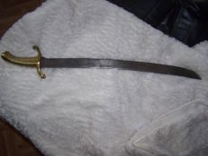 Infantry Sabre M1859 No. 3