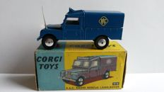Corgi Toys - Scale 1/43 - R.A.C. Radio Rescue Land-Rover No.416