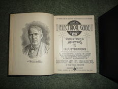 Hawkins Electrical Guide - 10 volumes - 1927