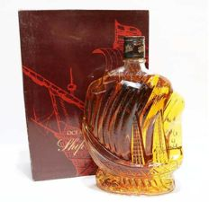 Gloria Ocean Ship Bottle - blended Karuizawa