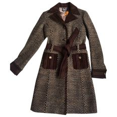 Dolce & Gabbana - Women's coat in wool mix.
