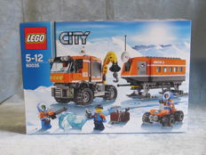 City - 60035 - Arctic Outpost