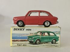 Dinky Toys-France - Scale 1/43 - Fiat 850 No.509