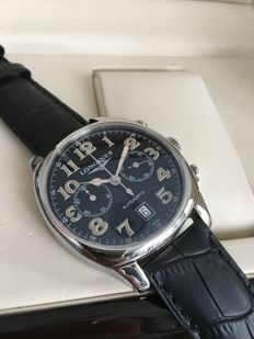 Longines - Spirit Automatic Chronograph - L2.705.4.53.4 - 男士 - 2000-2010