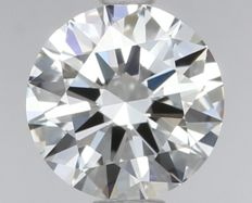 Round Brilliant   0.51ct   D IF    GIA- original image -10x #2302