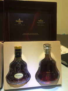 Hennessy Exclusive set Paradis and  XO