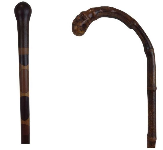 Second hand walking sticks bamboo in ireland 5 used for Uses for bamboo canes
