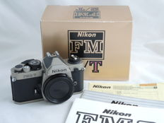 Nikon FM2/T in original packaging