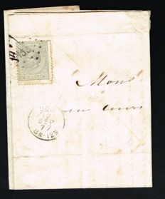 The Netherlands - Batch of letters, postal value items and miscellaneous.