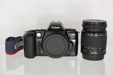 Canon EOS 500 with Canon EF 28-80mm f3.5-5.6 III Ultrasonic (2653)