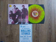 The Rolling Stones Lot Of 2 Lp  Live In Honolulu , 28/07/1966 , Limited Edition 30 Copies , And Live Germany 82 , Unofficial Release