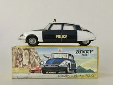 Dinky Toys-France - Scale 1/43 - Citroen DS 19 'Police' No.501