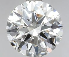 Round Brilliant   0.50ct   D IF    GIA- original image -10x #2296