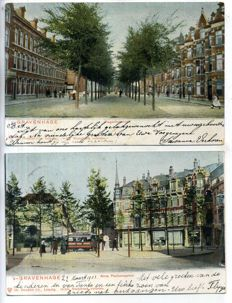 The Netherlands The Hague period: 1900-1940; 92x