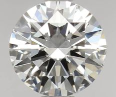 Round Brilliant   0.50ct   D IF    GIA- original image -10x #2300
