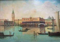 Unknown Artist (20th century) - Venice