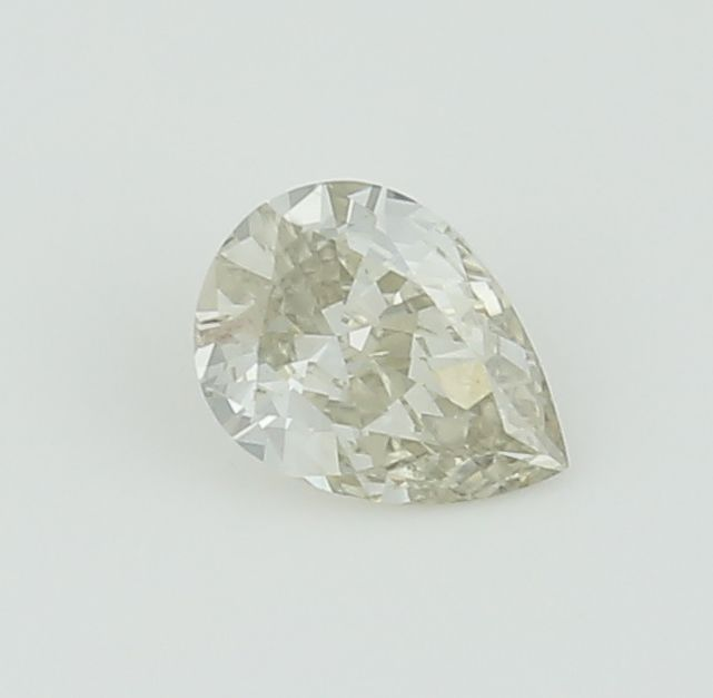 0.92 ct. Pear Modified Brilliant Natural Diamond -  O-P - SI 2