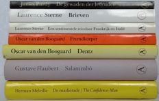 Athenaeum-Polak & Van Gennep; Lot with 7 books from this publisher - 1990 / 1999