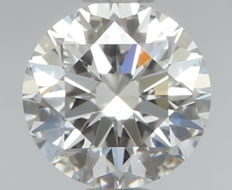 Round Brilliant   0.50ct   D IF    GIA- original image -10x #2299