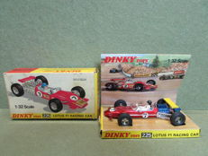 Dinky Toys - Scale 1/32 - Lotus F1 Racing Car No.225