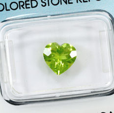 Peridot – 1.93 ct No Reserve Price