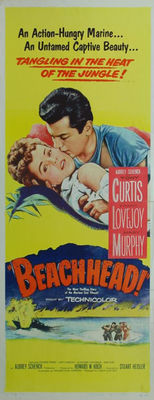 Anonymous - Beachhead - (Tony Curtis) - 1954