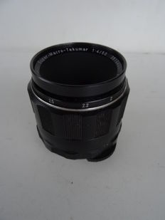 Lens Asahi Super Macro Takumar 4/50 mm – lenses in good condition